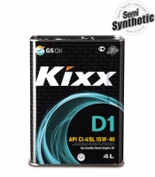 Kixx D1 15W-40 4L